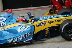 2005 World Champion Fernando Alonso