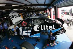 Alltel Dodge garage area