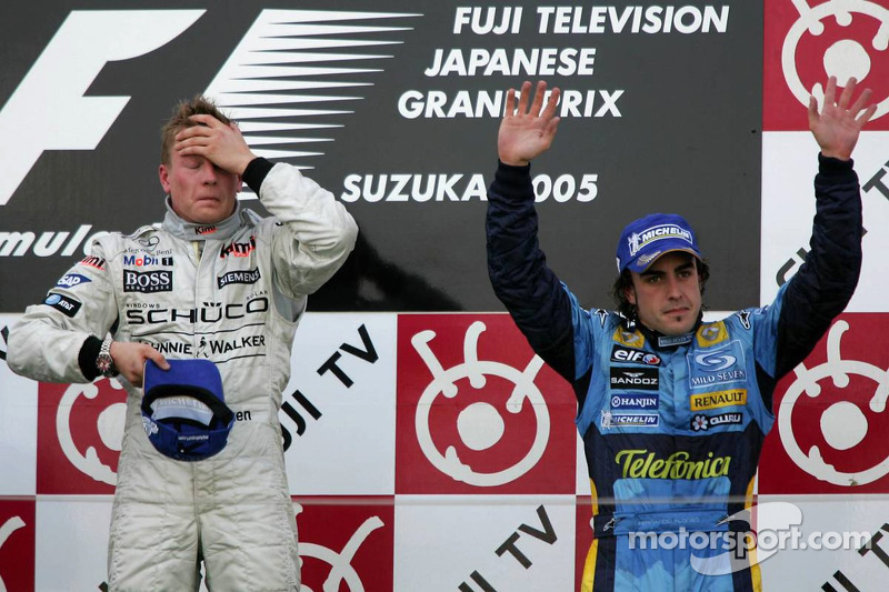Grand Prix von Japan 2005 in Suzuka: Sieger