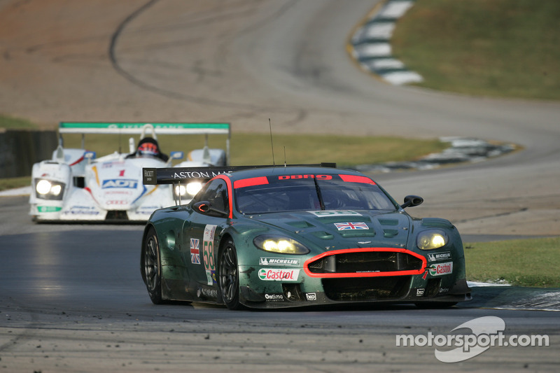 Aston Martin Racing Aston Martin DB Peter Kox Pedro Lamy - Aston martin atlanta