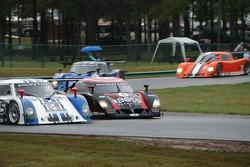 #15 CB Motorsports Pontiac Riley: Chris Bingham, Hugo Guénette, Terry Borcheller, #4 Howard - Boss Motorsports Pontiac Crawford: Butch Leitzinger, Elliott Forbes-Robinson