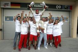 Чемпіон черії GP2 Ніко Росберг