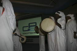Local drummers