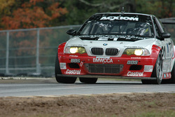 #21 Prototype Technology Group BMW M3: Bill Auberlen, Tom Milner