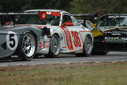 #5 Essex Racing Ford Crawford: Brad Coleman, Colin Braun, #36 TPC Racing Porsche GT3 Cup: Michael Levitas, Randy Pobst