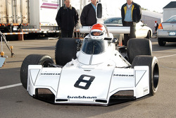 Bobby Rahal in the 1974 Brabham BT-44/2