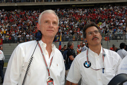 Dr. Helmut Panke and Dr. Mario Theissen
