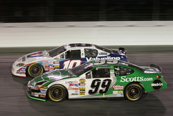 Scott Riggs and Carl Edwards