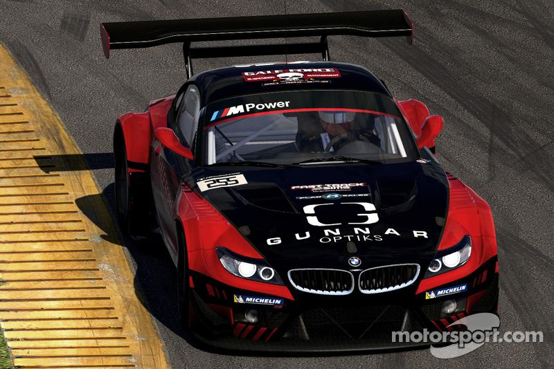 #255 Gale Force Sim Racing BMW Z4 GT3