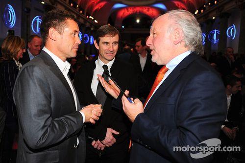 24 uur van Le Mans persconferentie