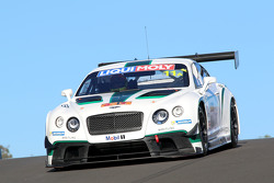 #11 Bentley Team M-Sport Bentley Continental GT3: Andy Soucek, Maximilian Buhk, Harold Primat