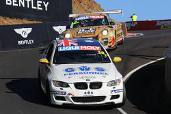 #28 BMW 335i E90: Ric Shaw, Jake Williams, Matt Chahda, Steve Devjak