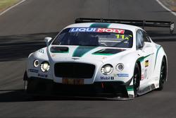#11 Bentley Team M-Sport Bentley Continental GT3: Andy Soucek, Maximilian Buhk, Harold Primat