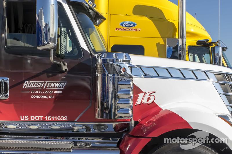 Roush-Fenway Racing, Trucks