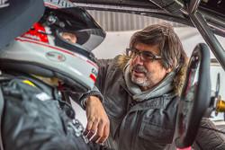 Gianni Morbidelli testet den TCR-Honda