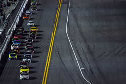 Brad Keselowski, Team Penske Ford leads