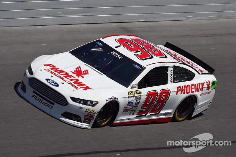 Startnummer 98: Cole Whitt (Premium Motorsports)