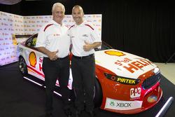 Dick Johnson e Marcos Ambrose, Team Penske Ford
