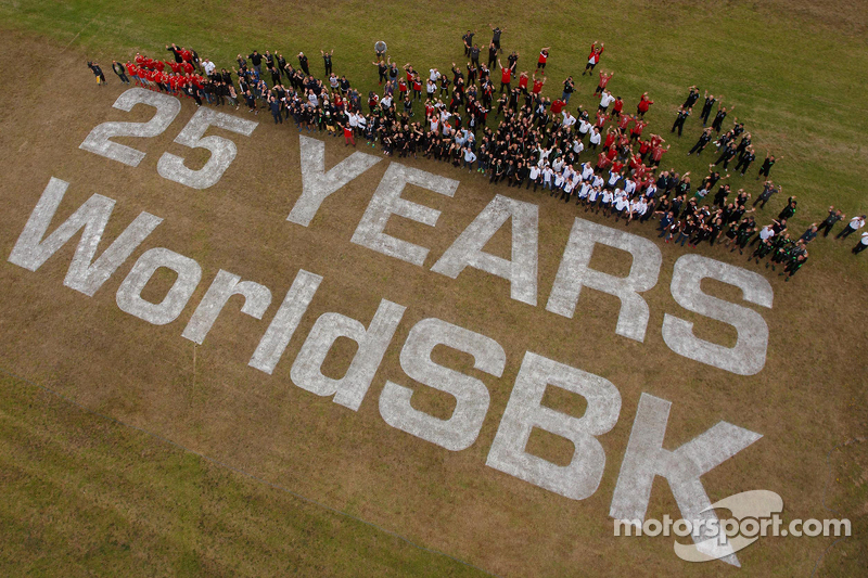 Phillip Island святкує 25 years of World Superbike