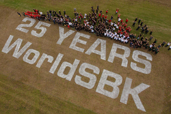 Phillip Island celebrates 25 years of World Superbike