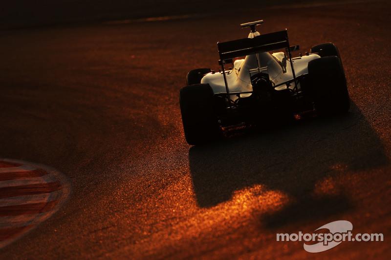 帕斯卡尔·维尔莱茵, 梅赛德斯AMG车队 F1 W06赛车,试车手