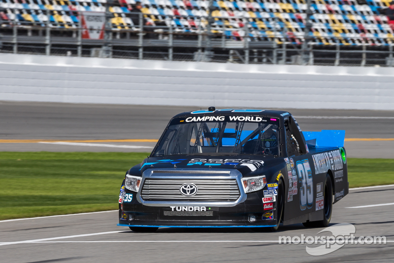 Justin Marks, Win-Tron Racing, Chevrolet