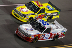 Ryan Ellis, FDNY Racing, Chevrolet, und Scott Laggase jr., NTS Motorsports, Chevrolet