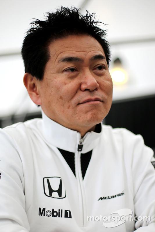 Yasuhisa Arai, Honda-Sportchef