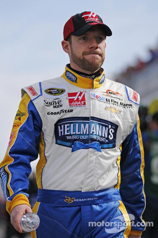 Regan Smith, Stewart-Haas Racing Chevrolet