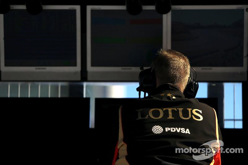 Lotus F1 Team інженер