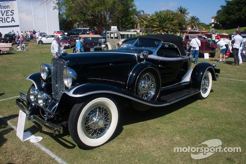 1932 Auburn Custom Deluxe 8-100A