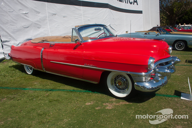 1953 Cadillac Series 62 Cabriolet