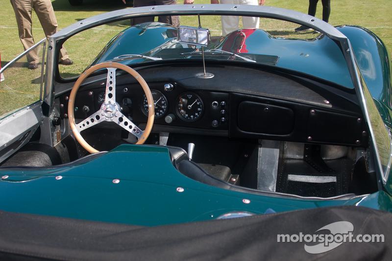 Jaguar/Lynx XKSS, 1956