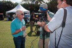 Wayne Carini, Gastgeber bei Chasing Classic Cars und Grand Marshall der Veranstaltung