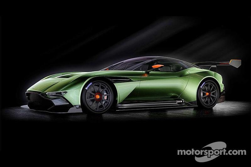 Der Aston Martin Vulcan