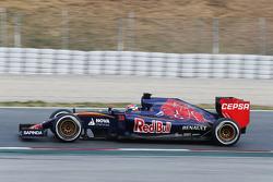 Max Verstappen, Escudería Toro Rosso STR10
