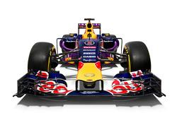 Red Bull presenta el auto 2015