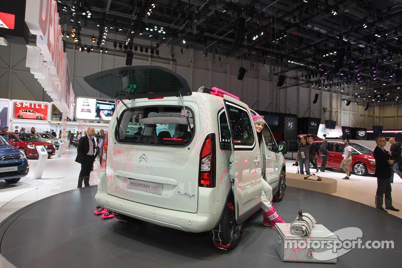 Citroën Mountain Vibe Konzept