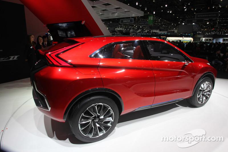 Mitsubishi XR PHEV II Konzept