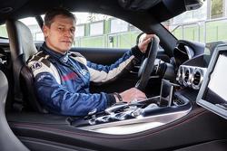 Bernd Maylander, safety car driver