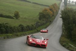 Ferrari Enzo Maranello-Mugello drive