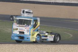 #50 Maurice Monfrino Renault Sisu: Maurice Monfrino