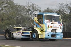 #50 Maurice Monfrino Renault: Maurice Monfrino