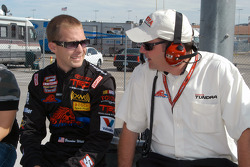 Brandon Whitt and Marty Gaunt