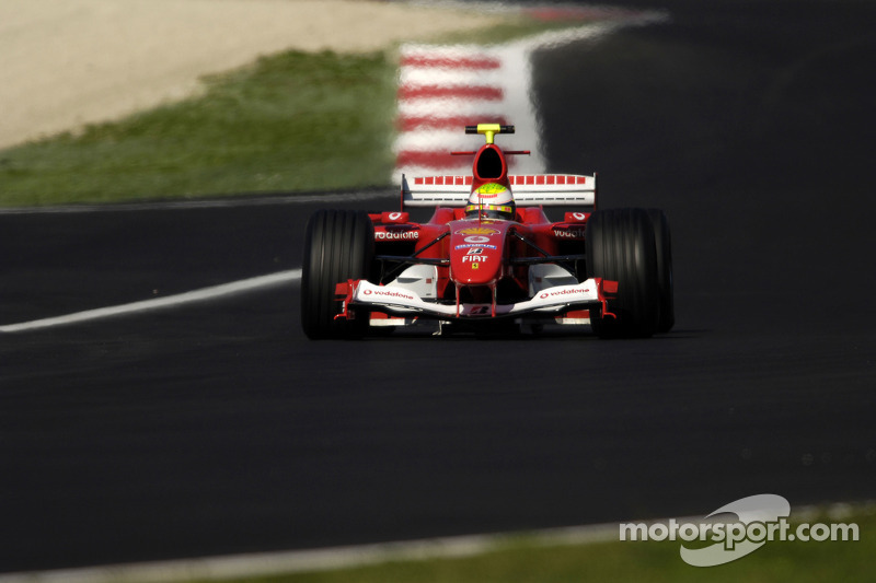 Vallelunga October testing