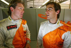 Donny Crevels and Jeroen Bleekemolen