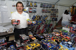 Race Fest in Fort Lauderdale: replicas on display for sale