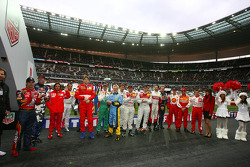 Drivers presentation: the 9 Nations Cup teams