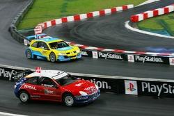 Superfinal 2: Tom Kristensen and Sébastien Loeb