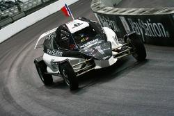 Quarter final: Sébastien Bourdais